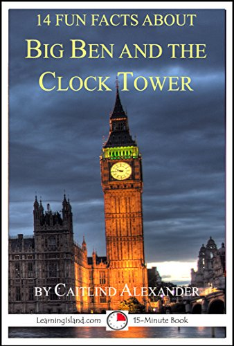 《 14FUN FACTS ABOUT BIG BEN AND THE CLOCK TOWER》 王宇晴